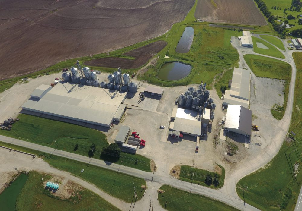 Neco Seeds Drone Picture
